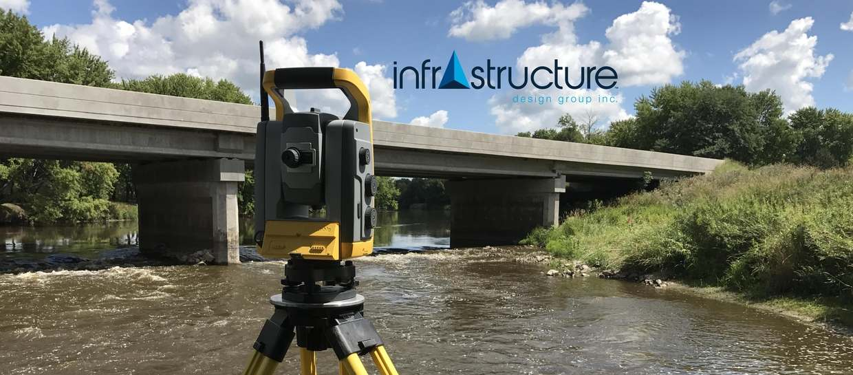 Infrastructure DG Civil engineering camera